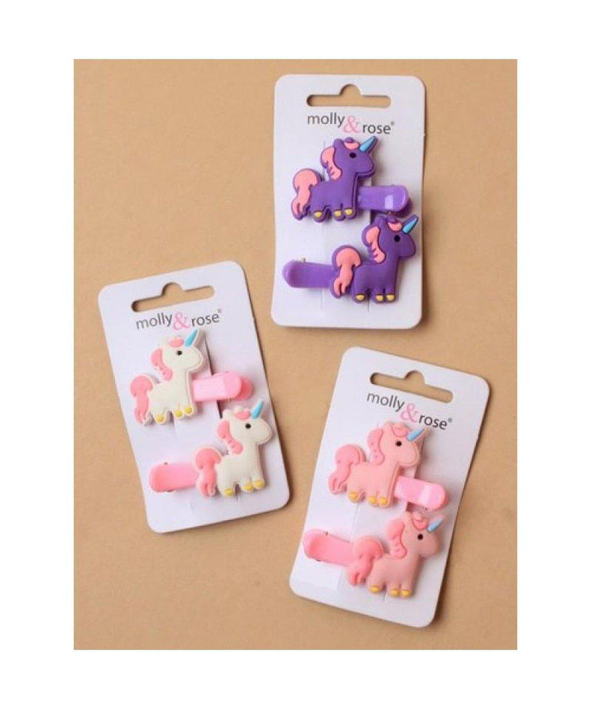 Unicorn Beak Clips-Accessories-Enpoint Dancewear