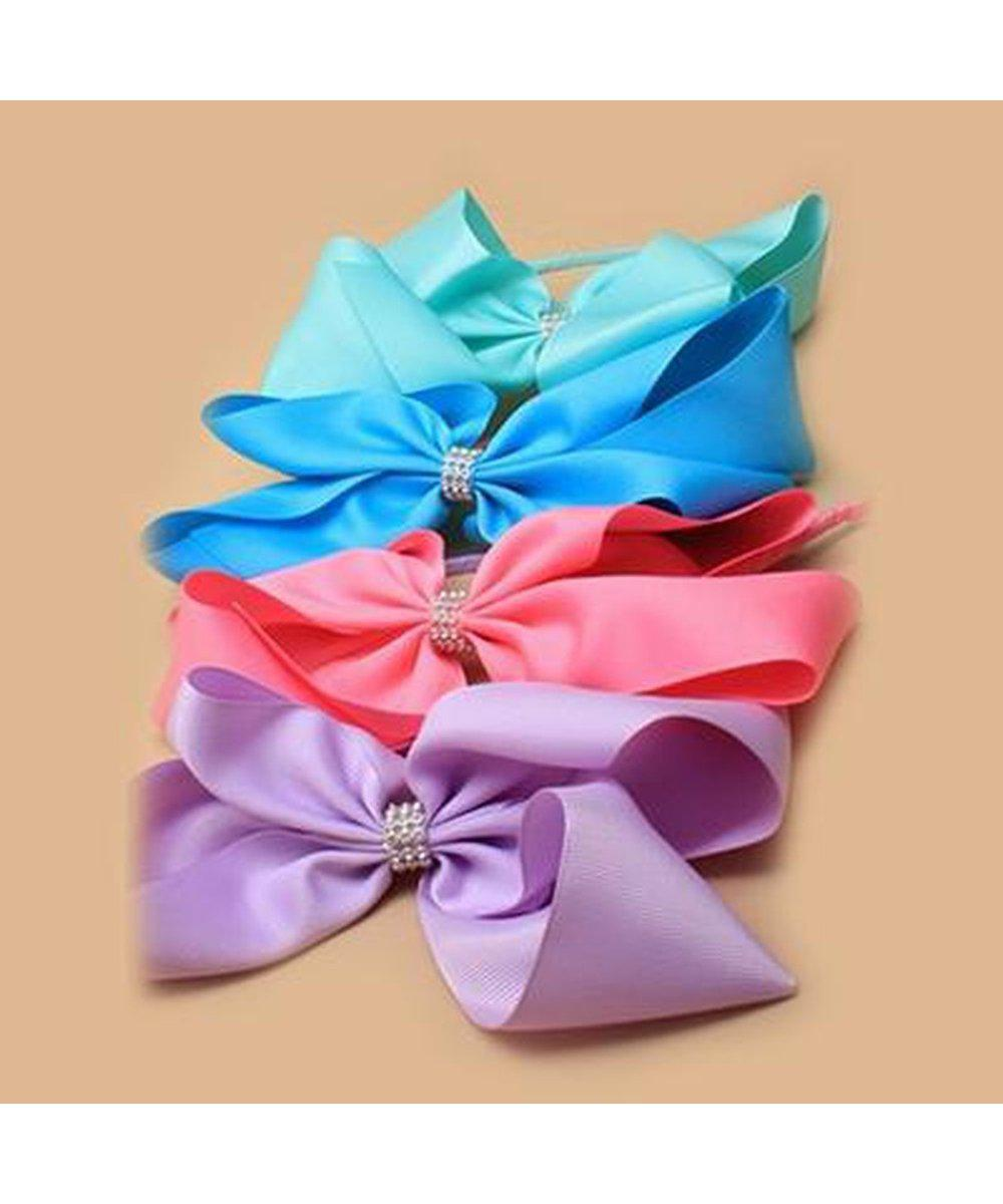 20cm Bow Alice Band-Accessories-Enpoint Dancewear