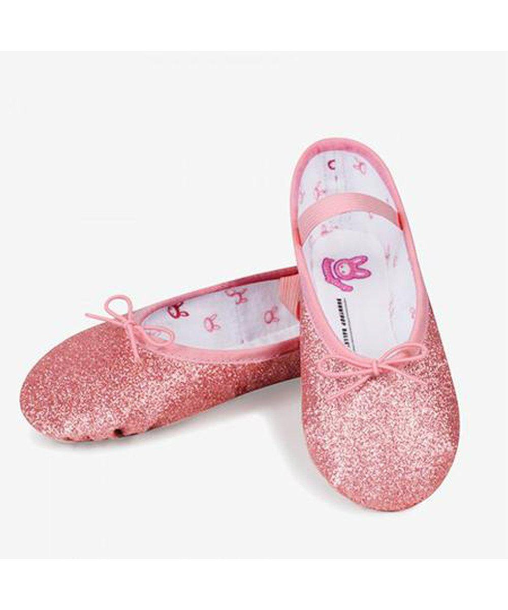 Bloch Glitterdust Ballet Shoes-Footwear-Enpoint Dancewear