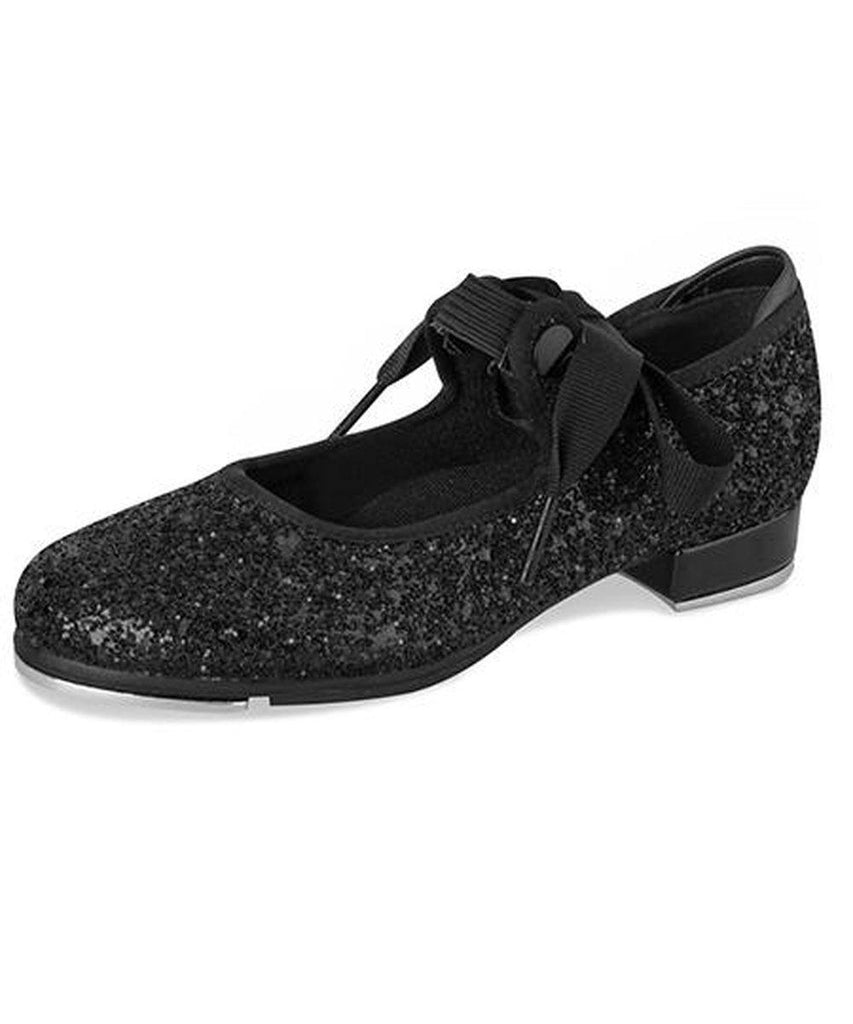 Bloch Glitter Tap Shoes-Footwear-Enpoint Dancewear
