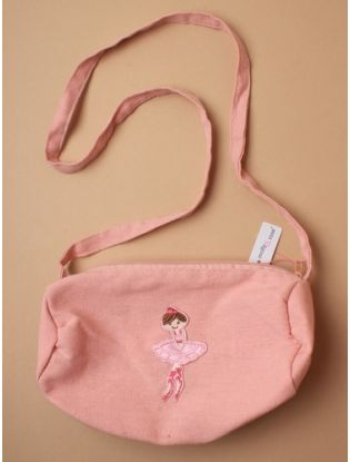 Ballet dancer shoe bag