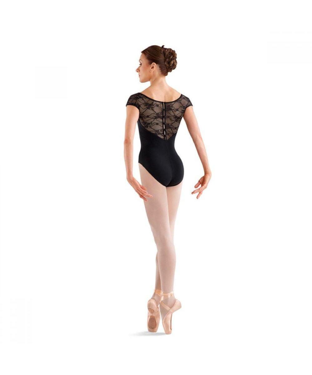 Bloch Chiwa Button Leotard-Leotards & Cardigain-Enpoint Dancewear