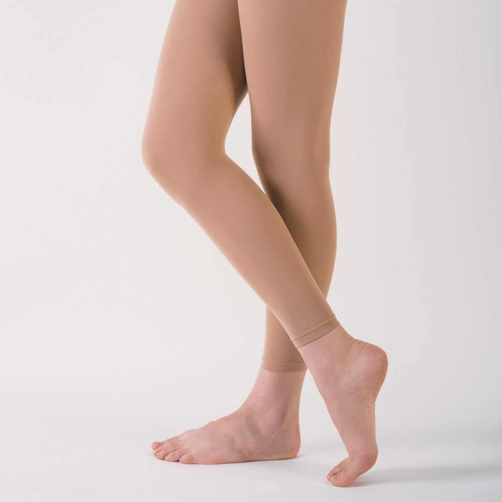 Silky Footless Tights-Accessories-Enpoint Dancewear