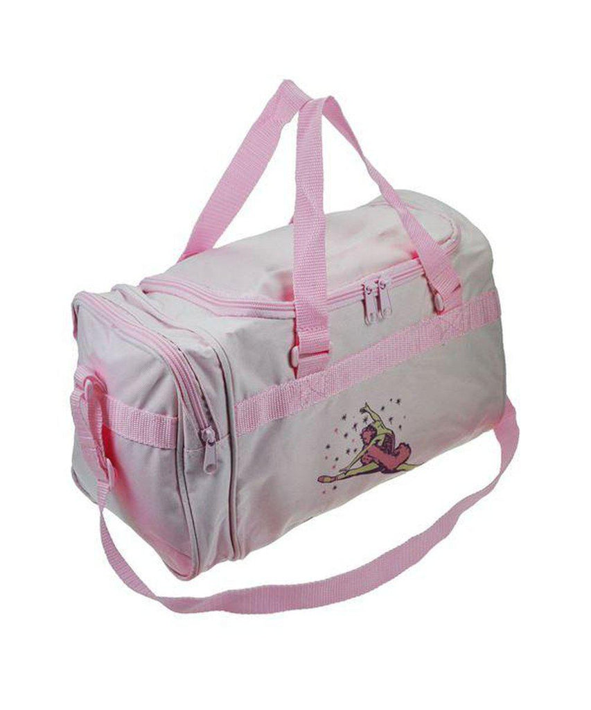 Pink Ballerina Holdall-Bags-Enpoint Dancewear