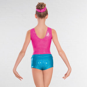 Hologram Shine Shorts