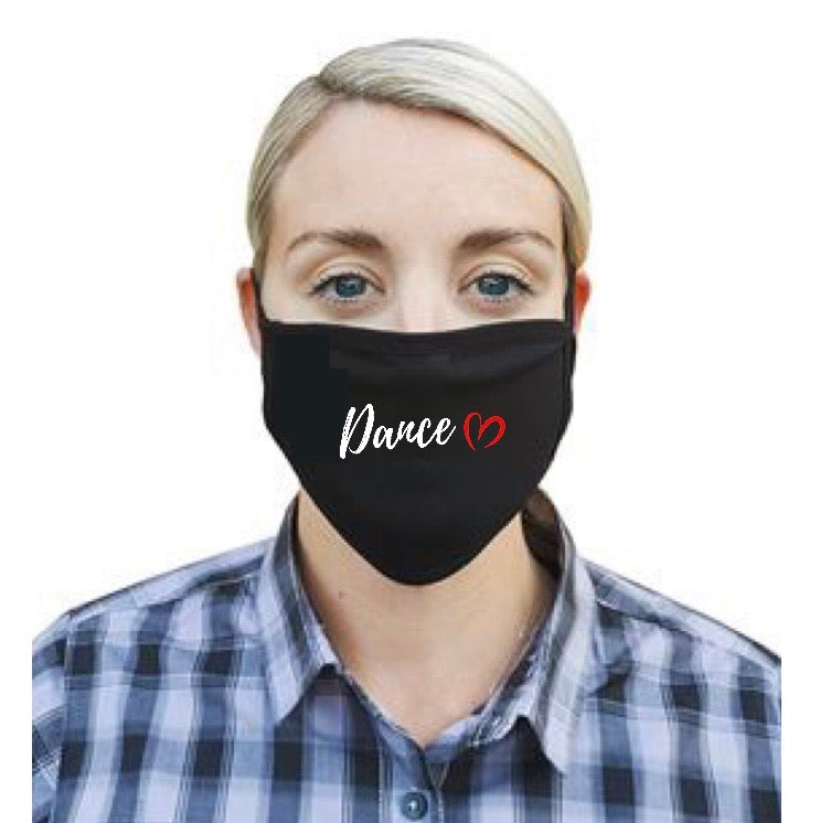 Dance Love Face Mask