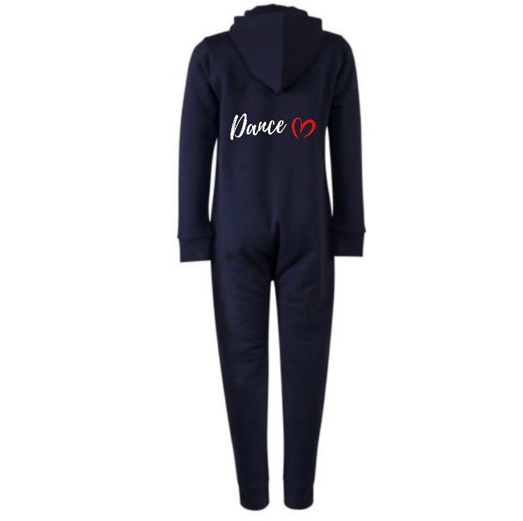 Personalised Dance Love Onesie