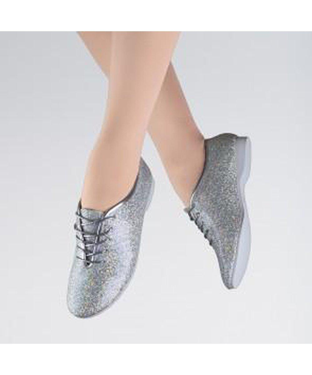 Holographic Jazz shoes-Footwear-Enpoint Dancewear