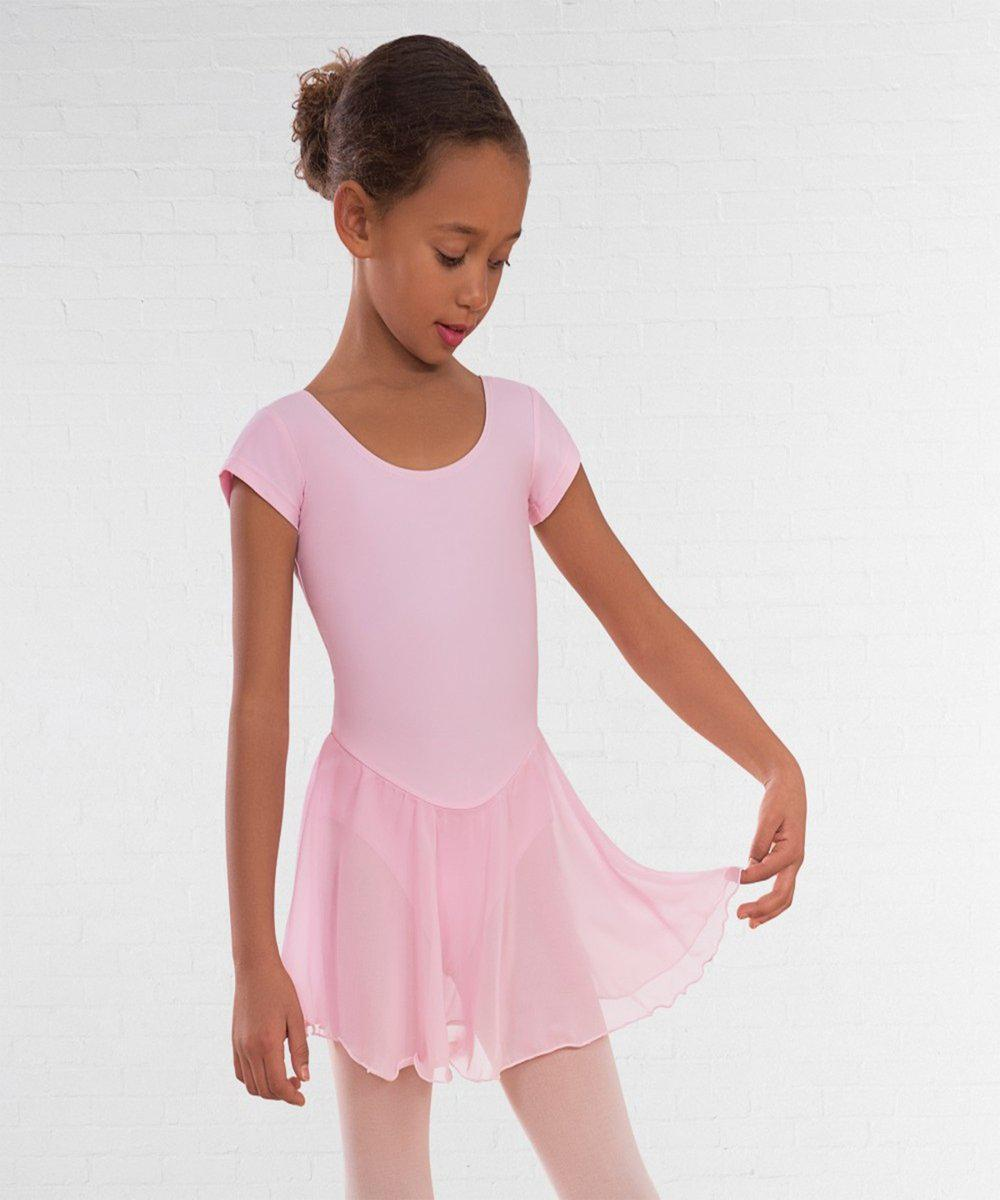 1st Position Voile Leotard-Leotards & Skirts-Enpoint Dancewear