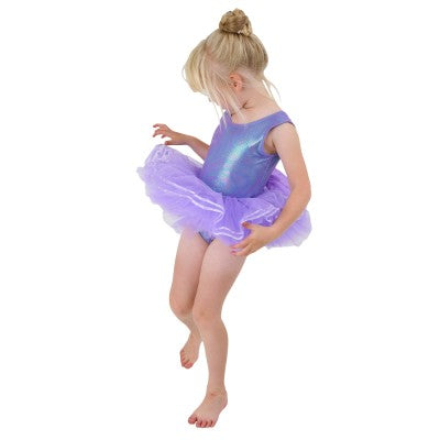 Frilly Lily Sparkly Tutu-Leotards & Skirts-Enpoint Dancewear