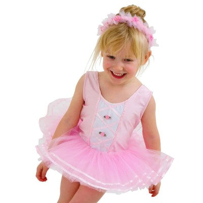 Frilly Lily Fairytale Tutu-Leotards & Skirts-Enpoint Dancewear