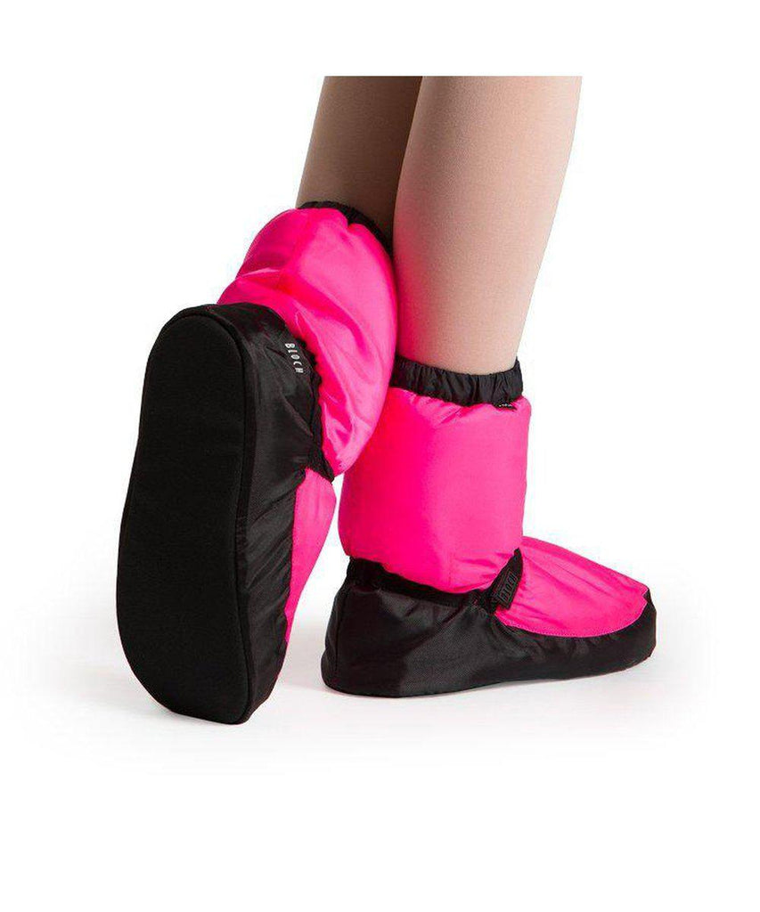 Bloch Warm Up Boots-Footwear-Enpoint Dancewear