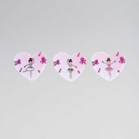 Ballerina Eraser Set-Accessories-Enpoint Dancewear