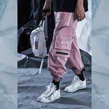 Load image into Gallery viewer, ENSHADOWER 18SS three-dimensional pocket velcro pants - The Crepuscule