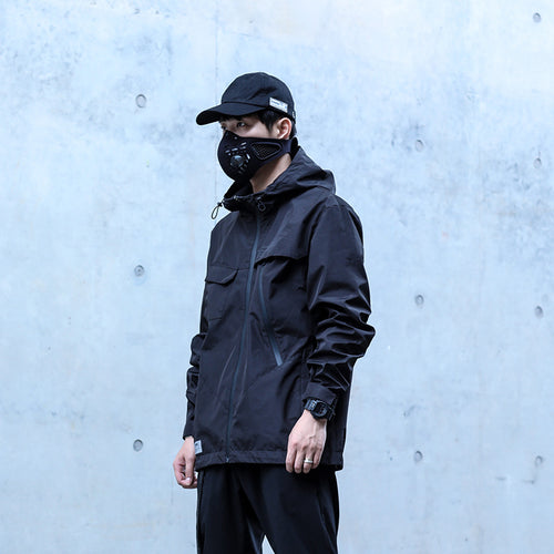 ENSHADOWER Tactical Jacket - The Crepuscule