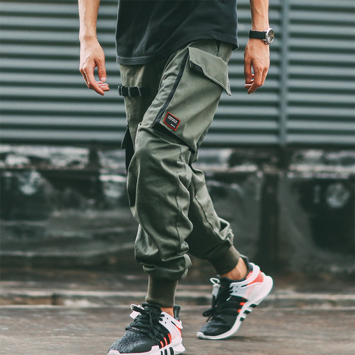 FLAM 18SS Basic Multi-Pocket Joggers - The Crepuscule