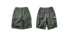 Load image into Gallery viewer, FLAM multi-pocket tooling shorts - The Crepuscule