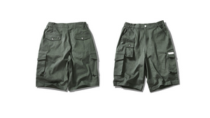 FLAM multi-pocket tooling shorts - The Crepuscule