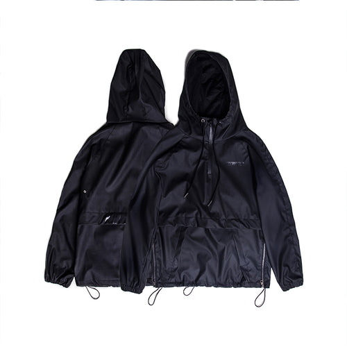 KILLWINNER thin waterproof zipper jacket - The Crepuscule