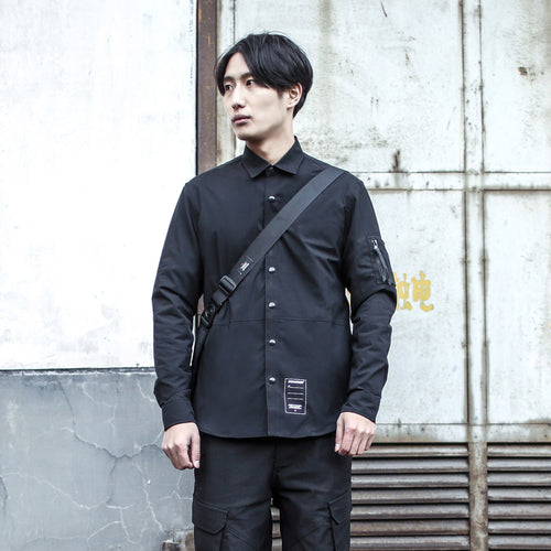 ENSHADOWER Reflective long-sleeved shirt - The Crepuscule