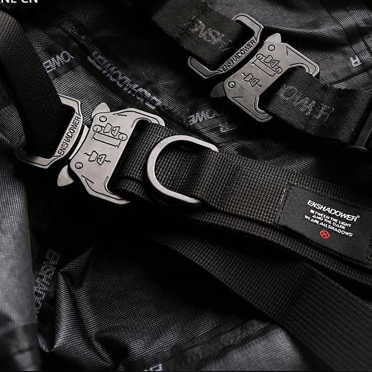 ENSHADOWER Tactical Buckle Belt - The Crepuscule
