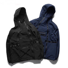 Load image into Gallery viewer, Tactical Front Pocket Jacket - The Crepuscule