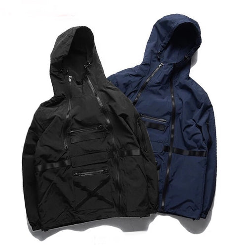 Tactical Front Pocket Jacket - The Crepuscule