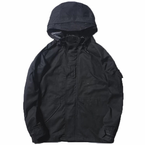 Basic Windproof Jacket - The Crepuscule