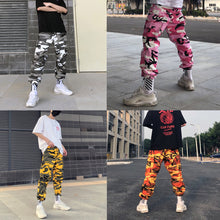 Load image into Gallery viewer, Coloured Tactical Pants - The Crepuscule
