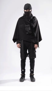 Pupil Tactical Cyber Poncho - The Crepuscule