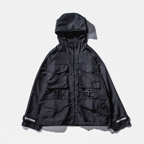 Creative House Multi-Pocket Jacket - The Crepuscule