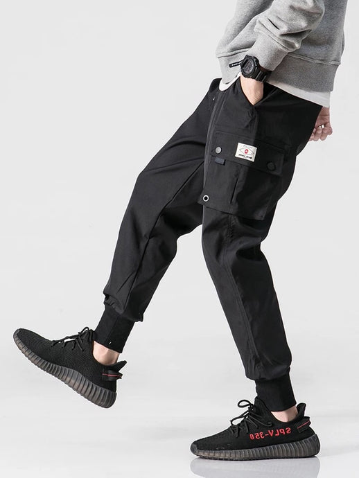 Tactical Elastic Bottom Jogger - The Crepuscule