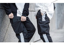 Load image into Gallery viewer, CATSSTAC Reflective Paratroopers Joggers - The Crepuscule