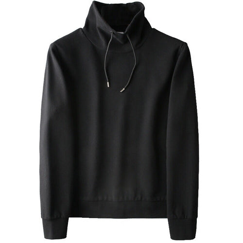 High Collar Tactical Sweatshirt - The Crepuscule