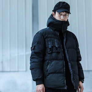 Enshadower Reversible Bubble Jacket - The Crepuscule