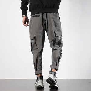 Velcro Bottom Tactical Cargo Jogger - The Crepuscule