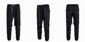 CATSSTAC Cargo Joggers w/ integrated Belt - The Crepuscule