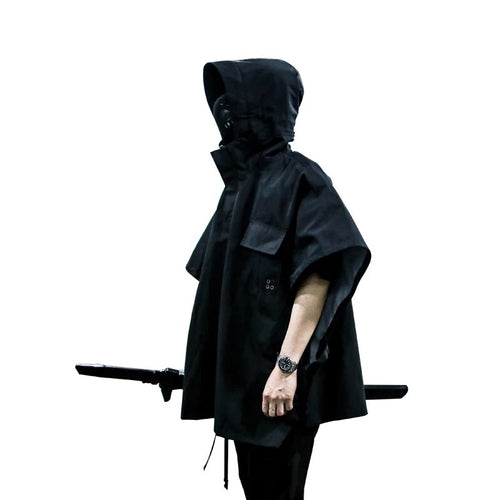 Enshadower Waterproof Poncho - The Crepuscule