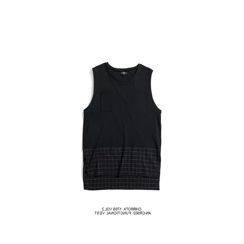 CHRROTA Tank Top - The Crepuscule