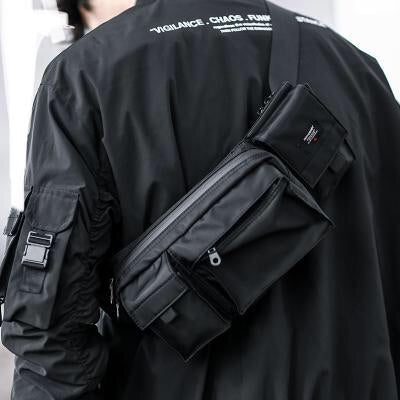 ENSHADOWER functional multi-pocket waterproof MESSENGER BAG - The Crepuscule