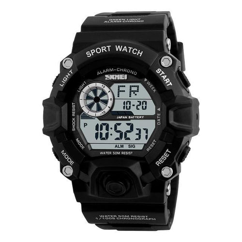 Military Sports Watch - The Crepuscule