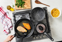 Load image into Gallery viewer, Lagostina Ingenio Essential 14-piece Non-Stick Cookware Set