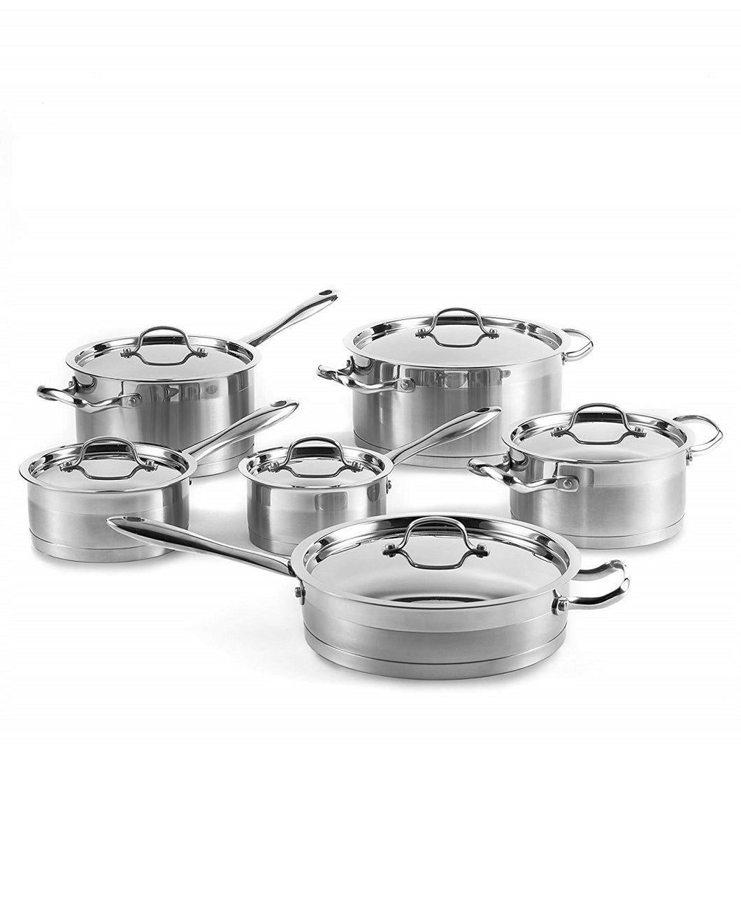 Lagostina Stainless Steel cookware set