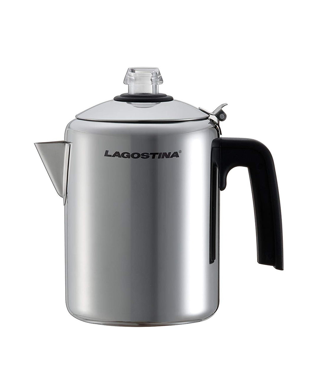 Lagostina Stainless Steel Coffee Percolator - 8 cup