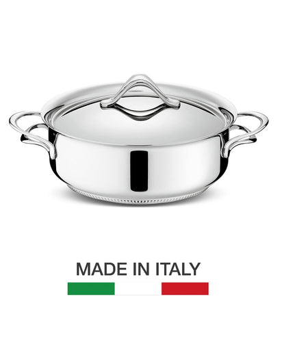 Lagostina Melodia 26cm Sauté Pan - Made in Italy