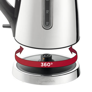 Lagostina BW731 Stainless Steel Kettle