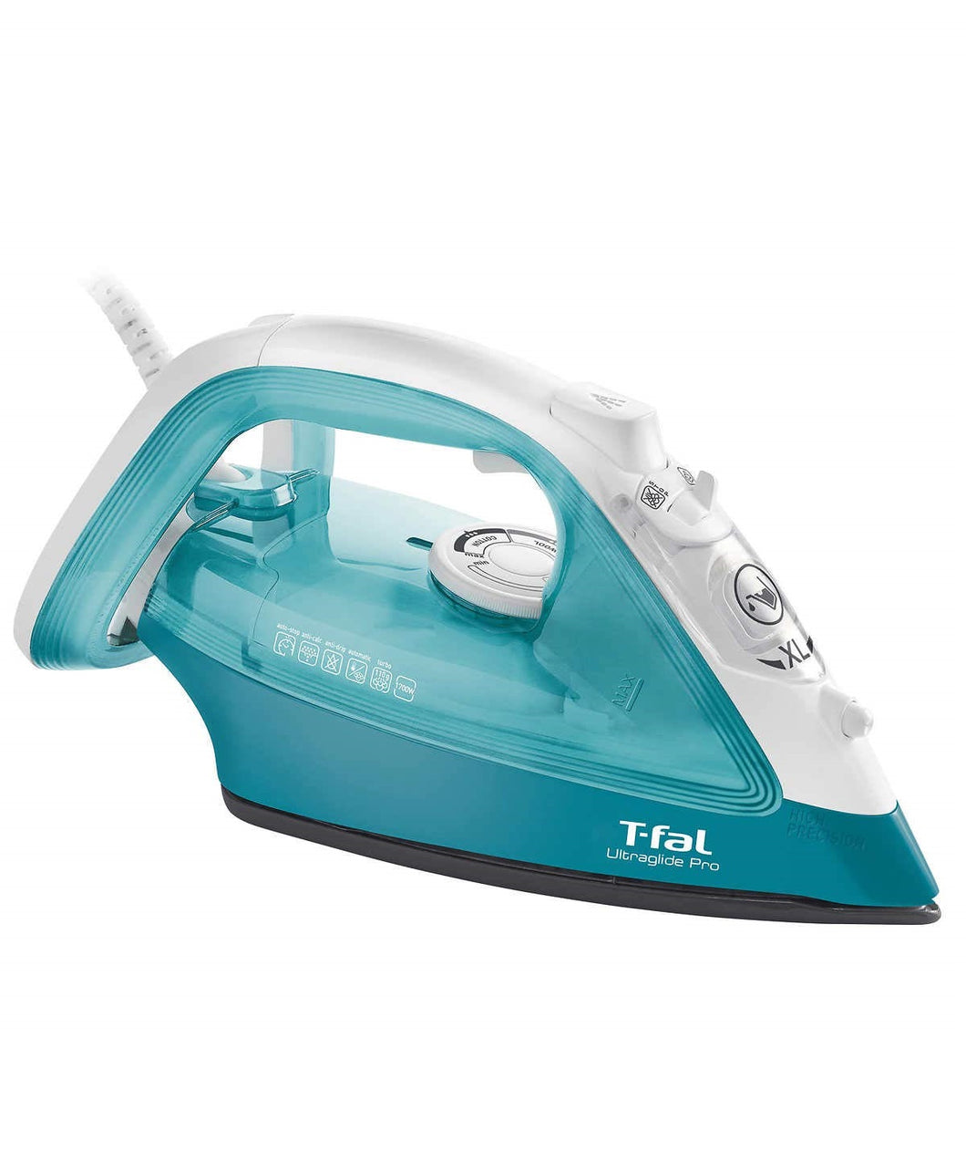 T-fal FV4027Q0 Ultraglide Pro Steam Iron, Blue