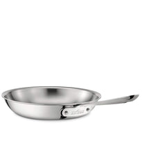 Load image into Gallery viewer, All-Clad 4110 Stainless Steel Tri-Ply Bonded Dishwasher Safe Fry Pan, 10 Inch