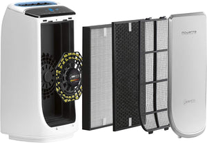 Rowenta PU4020 Intense Pure Air 400-Square Feet Air Purifier