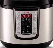Load image into Gallery viewer, T-fal CY505E51 Electric Multi Pressure Cooker Black / Stainess Steel